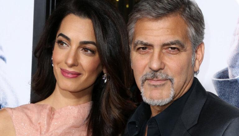Джордж Клуни отказался от поездки в Ереван из-за беременной жены