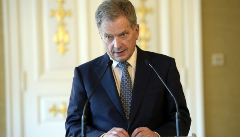 Президент Финляндии: мы не собираемся в НАТО, чтобы не стать врагами России
