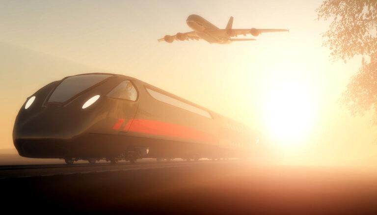 На крыльях ветра: 8 маршрутов поездов в Европе, которые быстрее авиарейсов
