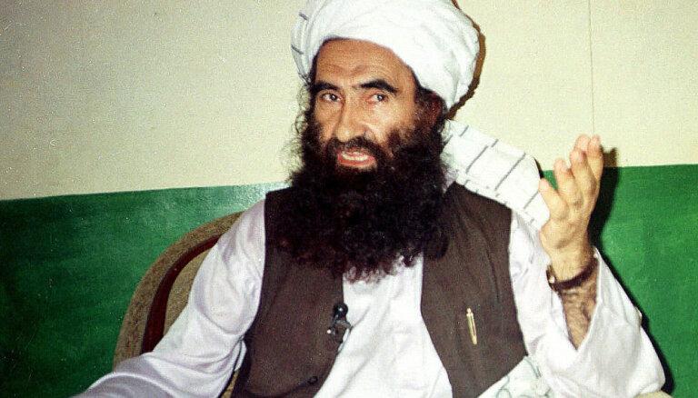 Talibi paziņo par Afganistānā ietekmīgā Džalaludina Hakani nāvi