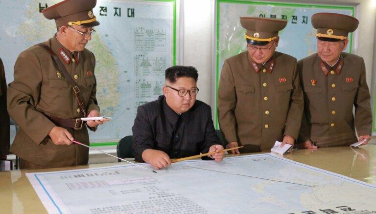 КНДР не намерена обсуждать свою ядерную программу на переговорах с Сеулом