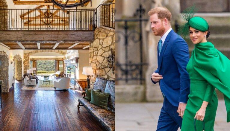 ФОТО. Как выглядит вилла, которую за 15 миллионов долларов купили принц Гарри и Меган Маркл