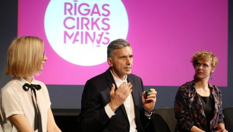 'Rīgas cirks' izsludina starptautisku metu konkursu vēsturiskās ēkas atjaunošanai
