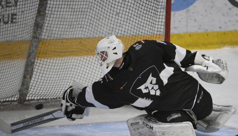 'Rīgas' hokejisti vēlreiz piekāpjas 'Krilja Sovetov'