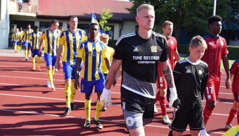 Ventspils dome noraizējusies par profesionālā futbola attīstību pilsētā
