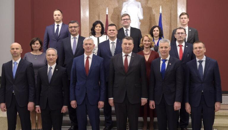 Kopdzīves likums un koalīcijas padome — kas teikts valdības sadarbības līgumā