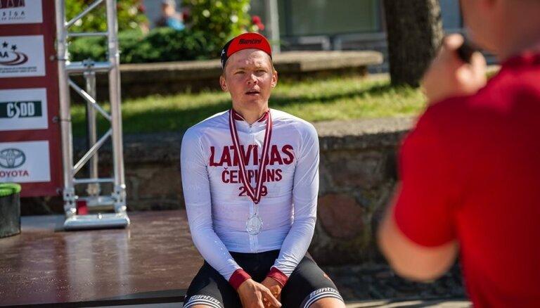 Skujiņš: parādīju, ka latvieši var cīnīties par augstām vietām