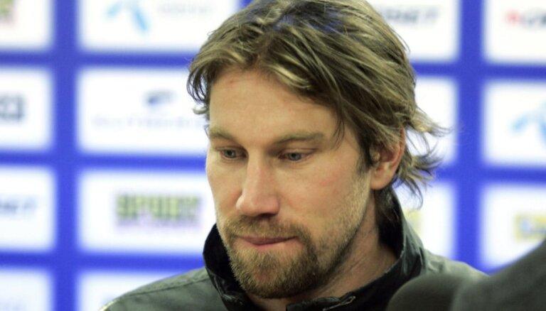 Četri SOK biedri Zviedrijas prezentācijas laikā gulēja, sašutis bijušais hokejists Forsbergs