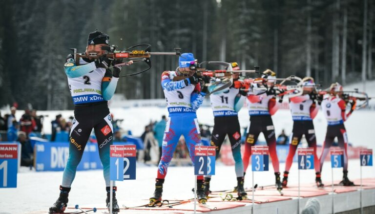 Логинов упал перед финишем и проиграл золото, Расторгуев пришел 32-м