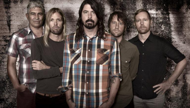 Летом на Луцавсале выступят Foo Fighters