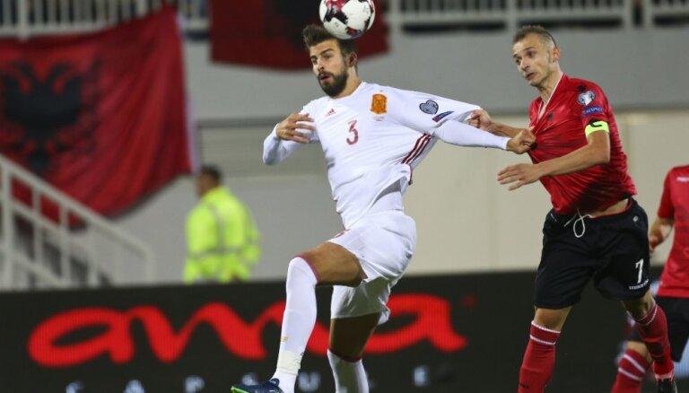 Фаны и пресса достали Пике: он решил покинуть сборную Испании