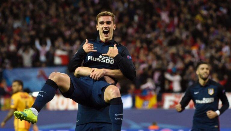 Grīzmans pametīs Madrides 'Atletico'