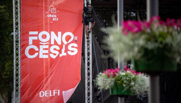 Vinila tirdziņš un 'Skyforger' – piektdienas vakarā startē festivāls 'Fono Cēsis'