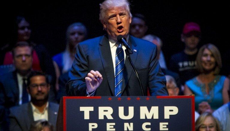 No Trampa mājaslapas izņemts solījums aizliegt musulmaņiem iebraukt ASV