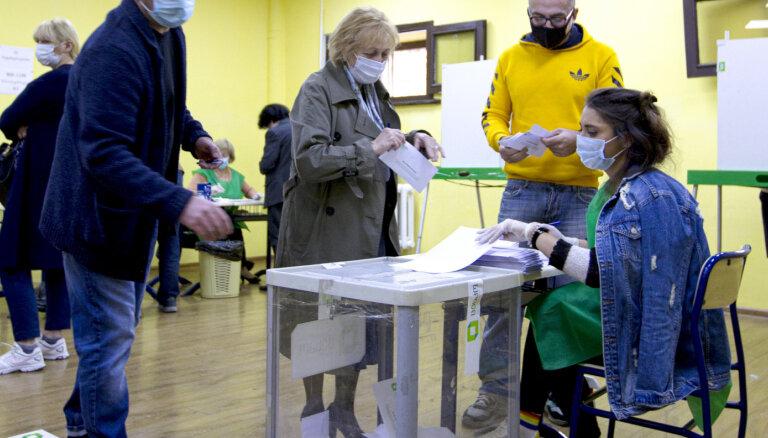 """""""Это были не выборы, это была война!"""" В Грузии подводят итоги голосования"""