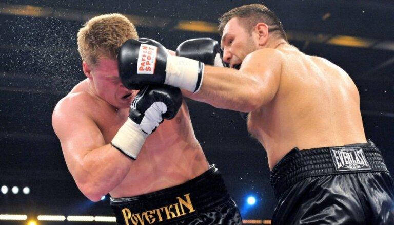 Чагаев снова чемпион по версии WBA