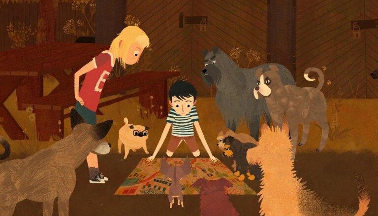 'Jēkabs, Mimmi un runājošie suņi' – filma un radošā darbnīca tiešsaistē