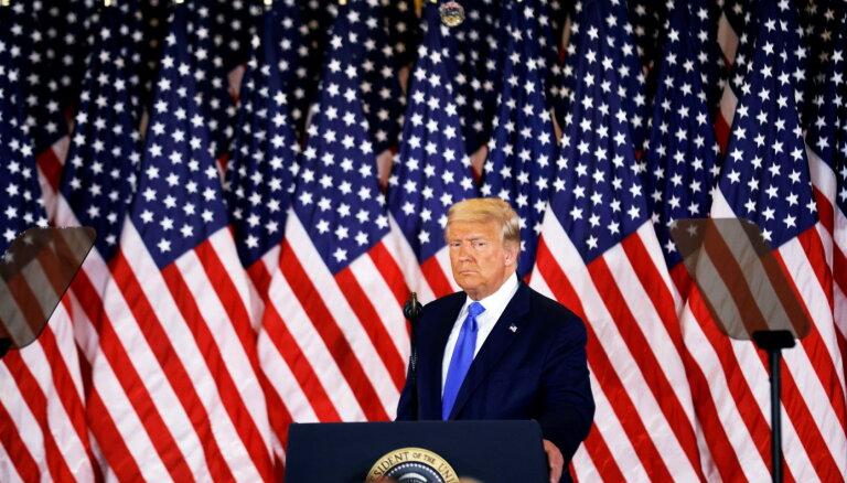 ASV prezidenta vēlēšanas: Kā Tramps vēl var uzvarēt
