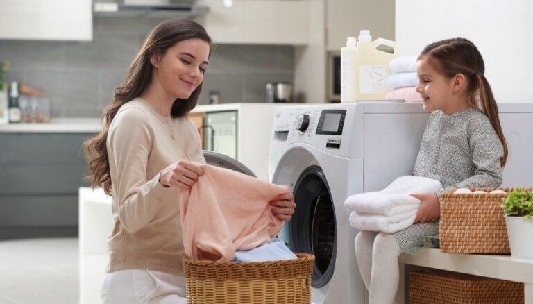 Статья об опыте: Мифы и правда о стиральной машине с сушкой