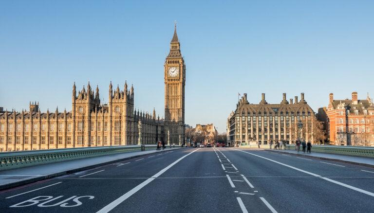 МИД Британии рассказал о контактах с Россией по коронавирусу