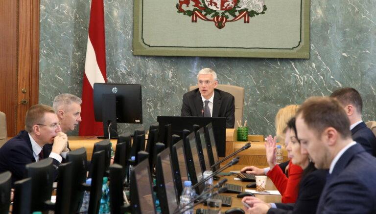 Правительство Латвии на месяц уходит в отпуск
