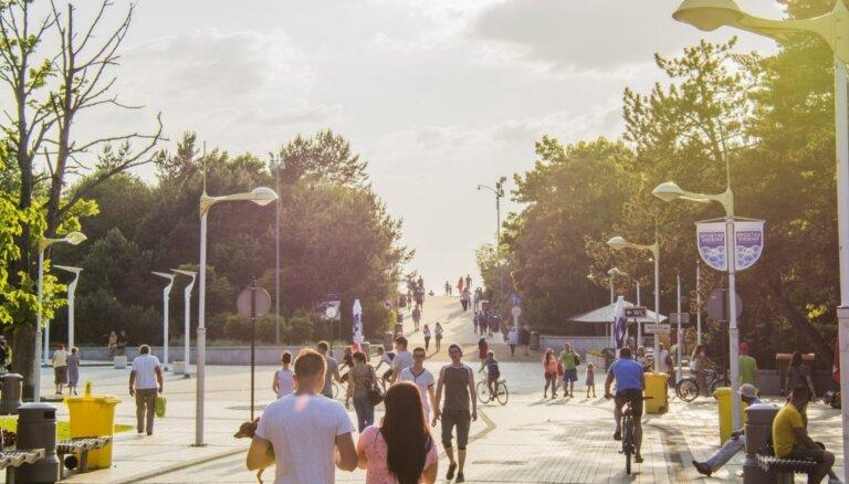 По экономическому развитию Латвия отстает от Литвы и Эстонии