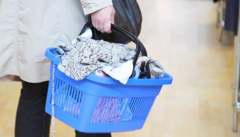 Латвийские магазины – чемпионы Евросоюза по росту продаж