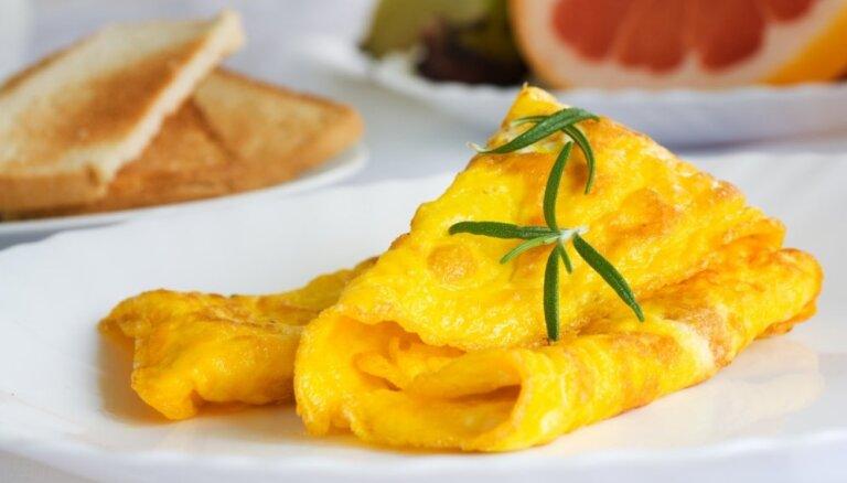 Kā izcept nevainojamu omleti?
