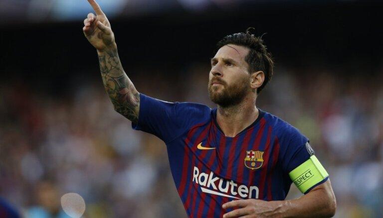 Mesi domājis par 'Barcelona' komandas pamešanu