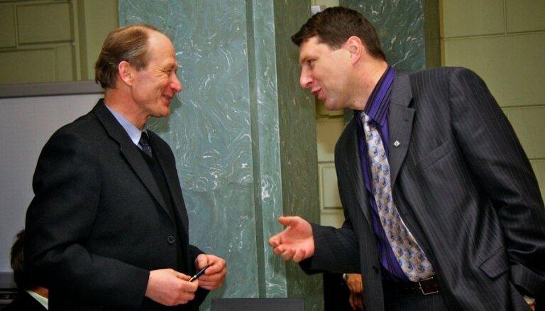 Bijušais VUGD šefs Straume negrib būt aizsardzības ministrs