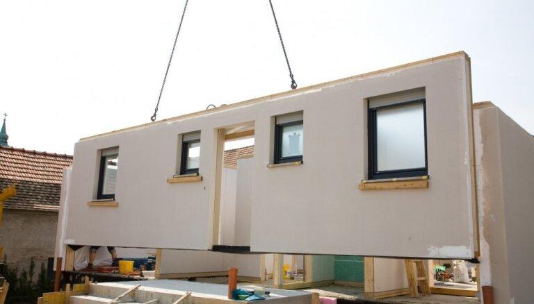 Māja kā konstruktors – svarīgākais par moduļu māju būvniecību