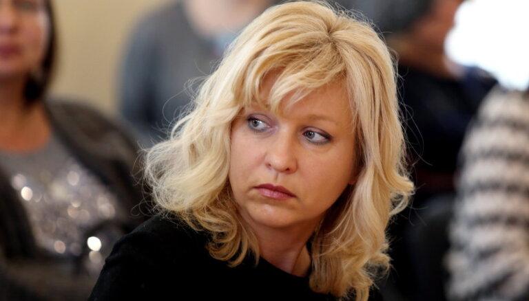 Лочмеле-Лунева призывает сделать 21 ноября днем памяти погибших в катастрофах