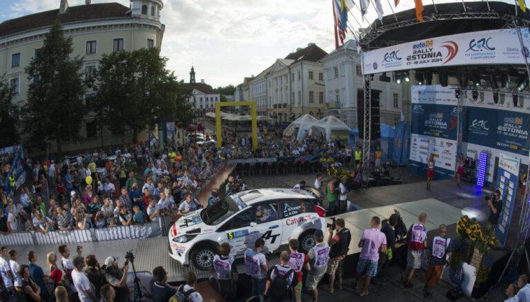'Shell Helix Rally Estonia' startēs gandrīz četri desmiti Latvijas rallija čempionāta dalībnieku