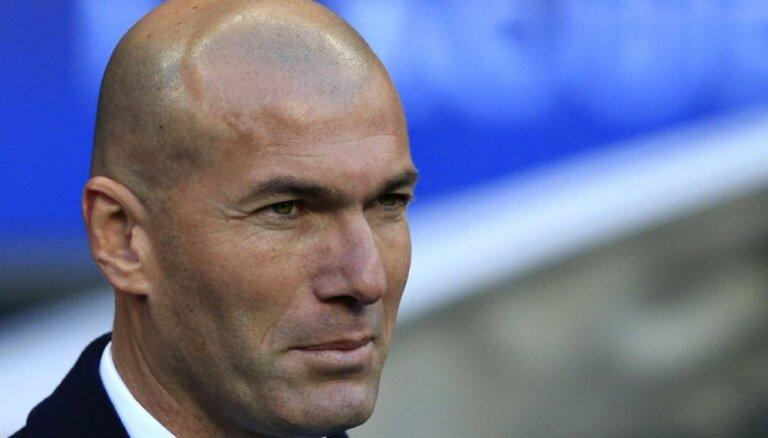 """Зидан признался, что у него закипает кровь, когда """"Реал"""" упускает победы"""