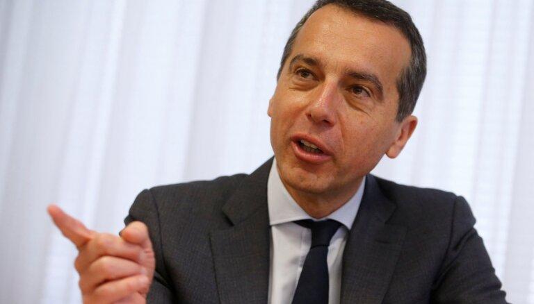 Bijušais Austrijas kanclers kļūs par 'Krievijas dzelzceļu' direktoru padomes locekli, ziņo mediji