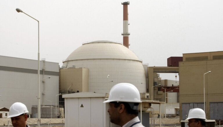 Irāna ir palielinājusi bagātinātā urāna ražošanu