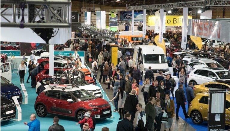Aprīlī Ķīpsalā notiks Baltijā lielākā autoindustrijas izstāde 'Auto 2019'