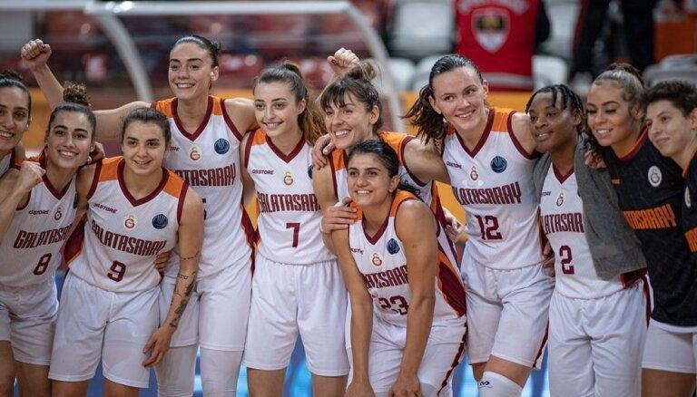 FIBA Eirolīga: Šteinbergai 13 punkti uzvarā pār Vētras vadīto 'Arka'