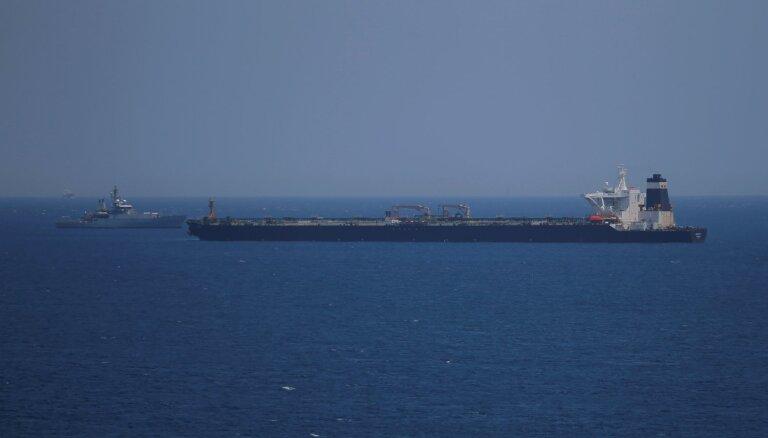 Гибралтар отпускает иранский танкер, несмотря на возражения США