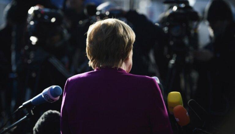 """Меркель заявила о необходимости завершения """"Северного потока 2"""" вопреки санкциям США"""