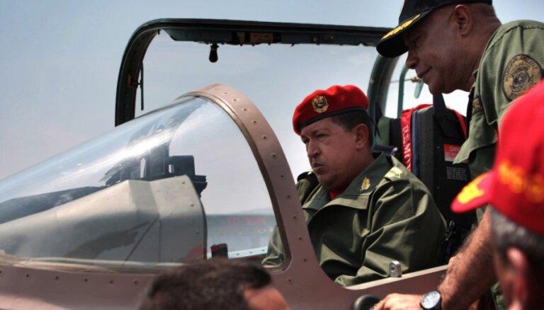 Венесуэльские СМИ обвинили США в убийстве Чавеса при помощи нанооружия