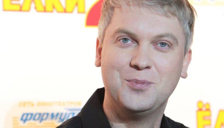 Сергей Светлаков снова женился и стал отцом