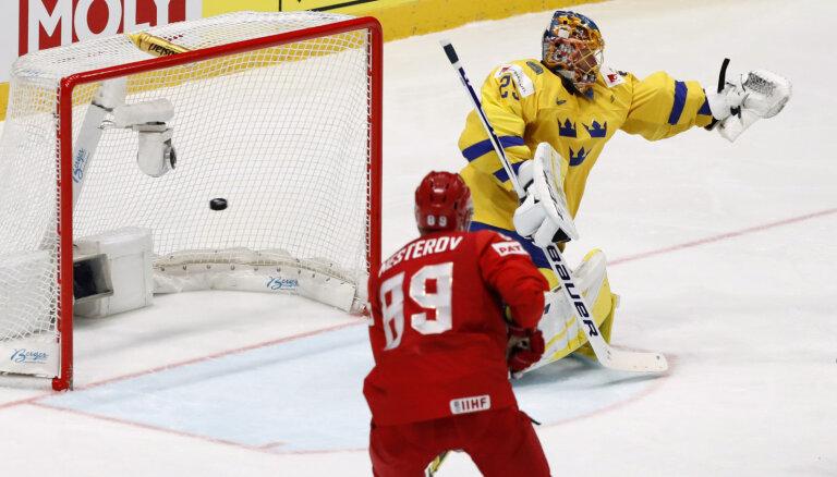 Россия третий раз в истории забросила 6 шайб за период. Будет ли теперь золото на ЧМ?