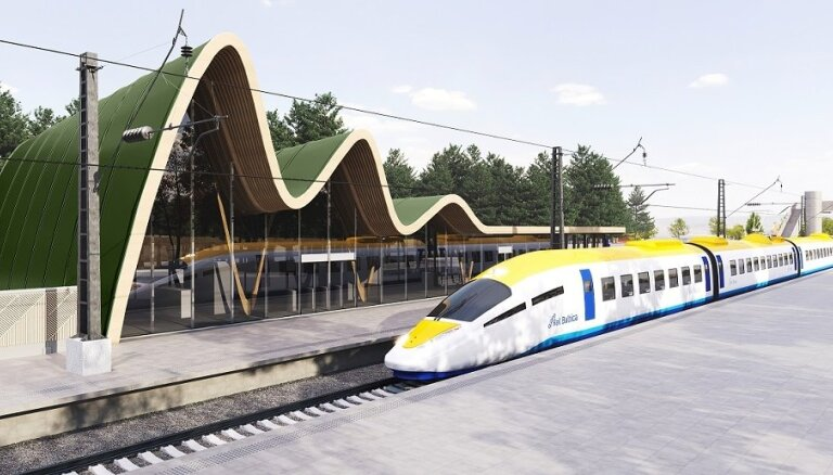'Rail Baltic Estonia' vadītājs: 'Rail Baltica' neizdosies uzbūvēt līdz 2026.gadam
