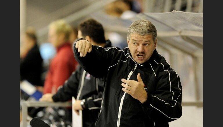 Maticins: esmu viens no kandidātiem uz Latvijas izlases galvenā trenera amatu