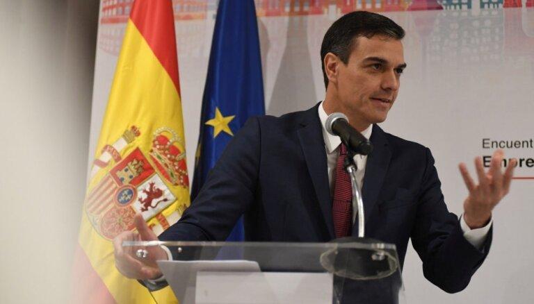 'Brexit' samits varētu nenotikt bez Gibraltāra jautājuma atrisināšanas, brīdina Spānija