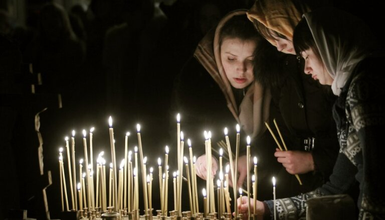 Мурниеце: признание православного Рождества расколет общество