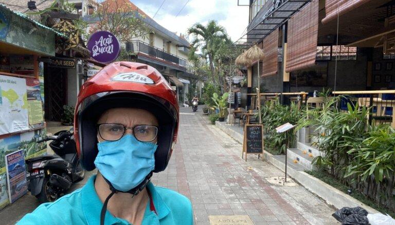 Jau trīs mēnešus Bali. Latviešu ceļotāji par šo laiku ārzemēs