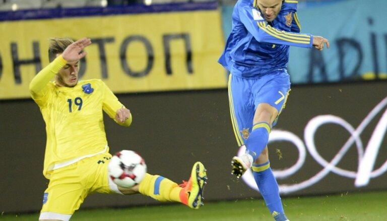 Победа Италии в Скопье на 2-й добавленной минуте, Украина обыграла непризнанное Косово в Кракове