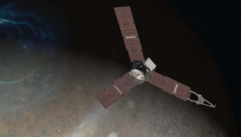 Kosmosa 'prātmežģis' – vai iespējams izlidot cauri Jupiteram?